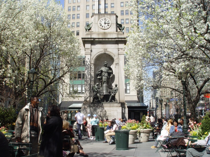 Herald Square, Midtown Manhattan