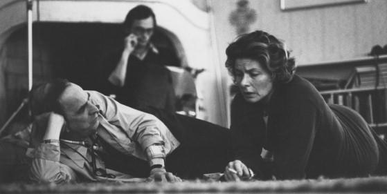 Ingrid e Ingmar Bergman