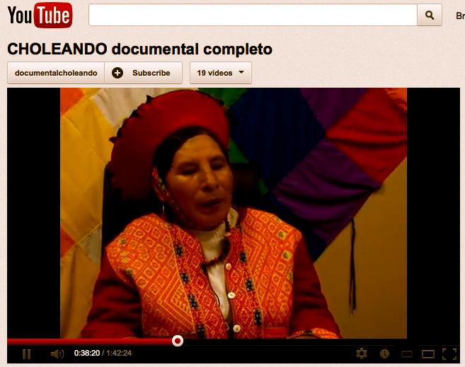 """Discutiendo la """"raza"""" peruana."""