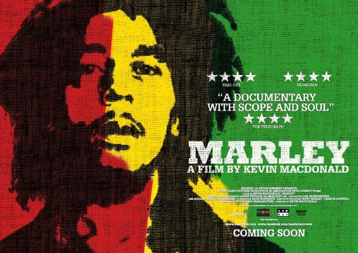 Marley (2012) documental del mismo director de The Last King of Scotland.