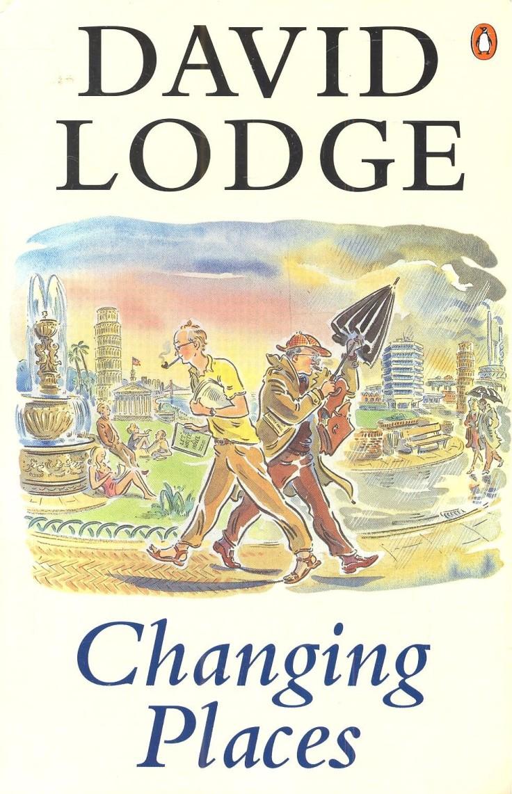 """La primera novela de la """"Campus Trilogy"""" del escritor británico David Lodge."""