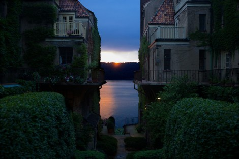 Charlotte-bronte-villa-sunset-L